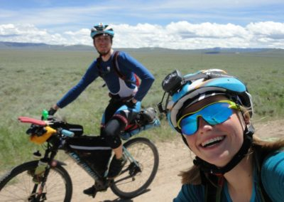 Tour Divide Peggy 2017 O nás
